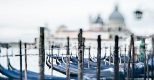 Gondeln, Venedig