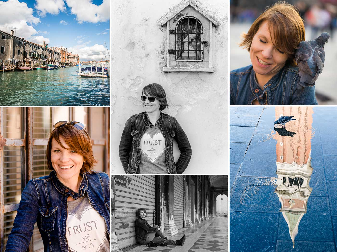Portraitshooting | Fotografin in Venedig