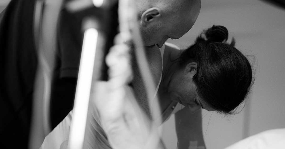 Geburtsfilm | Entbindung im Krankenhaus | Wibke Sommer Film & Photography