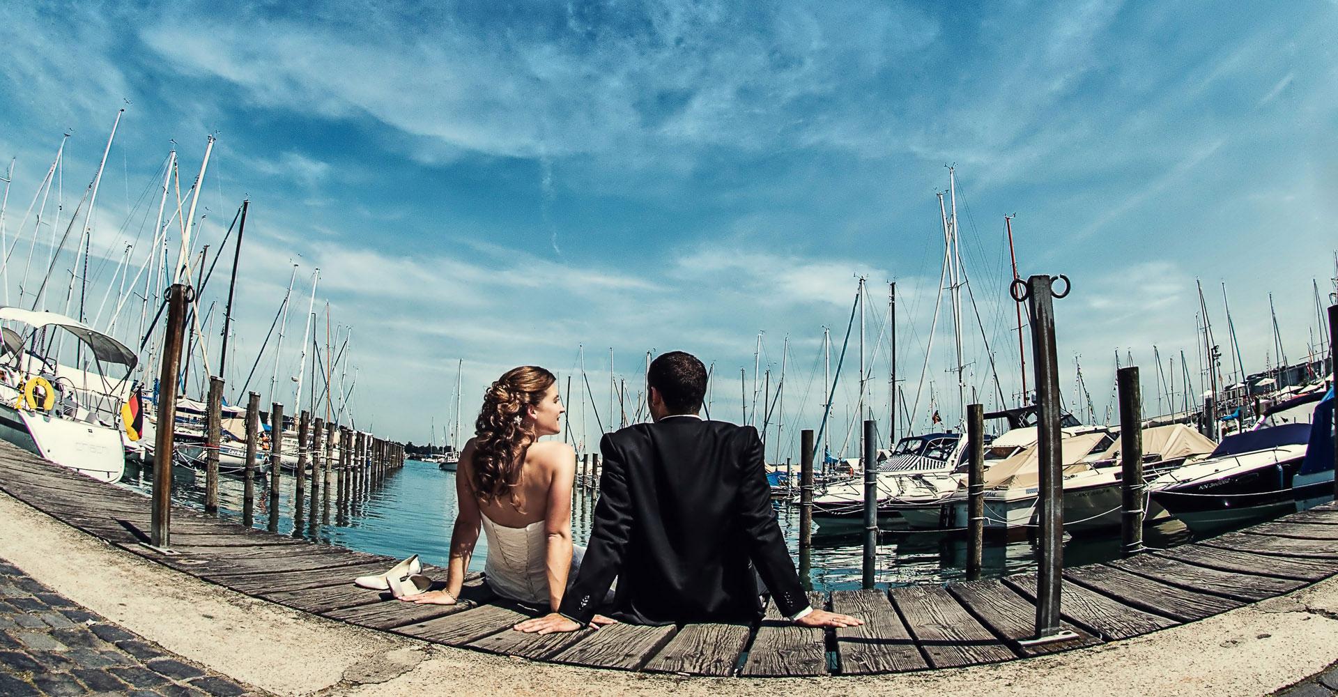 Brautpaar Konstanz