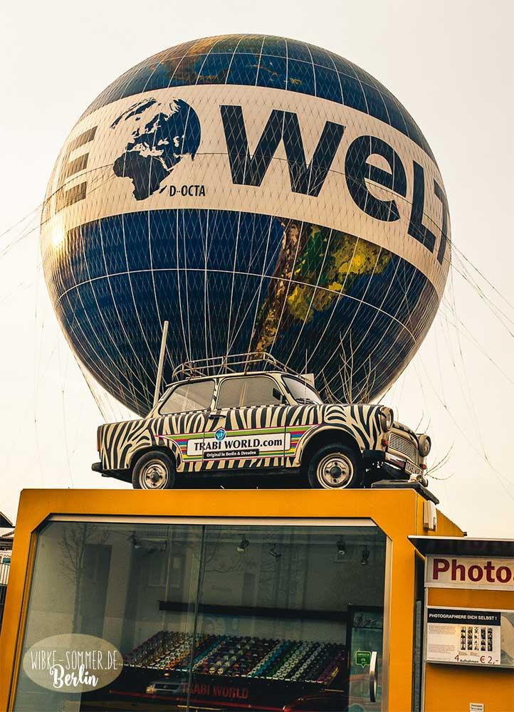 Berlin, Weltballon