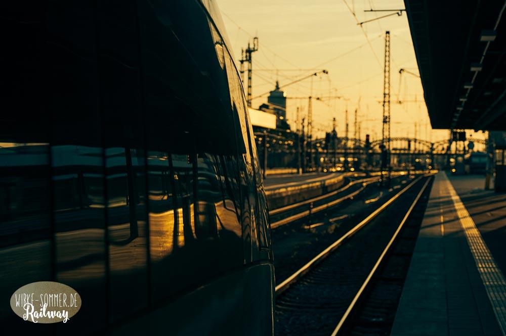 Unterwegs mit der DB Bahn | München – Friedberg