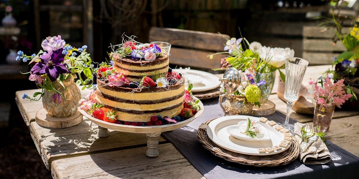 Wedding Inspiration Table