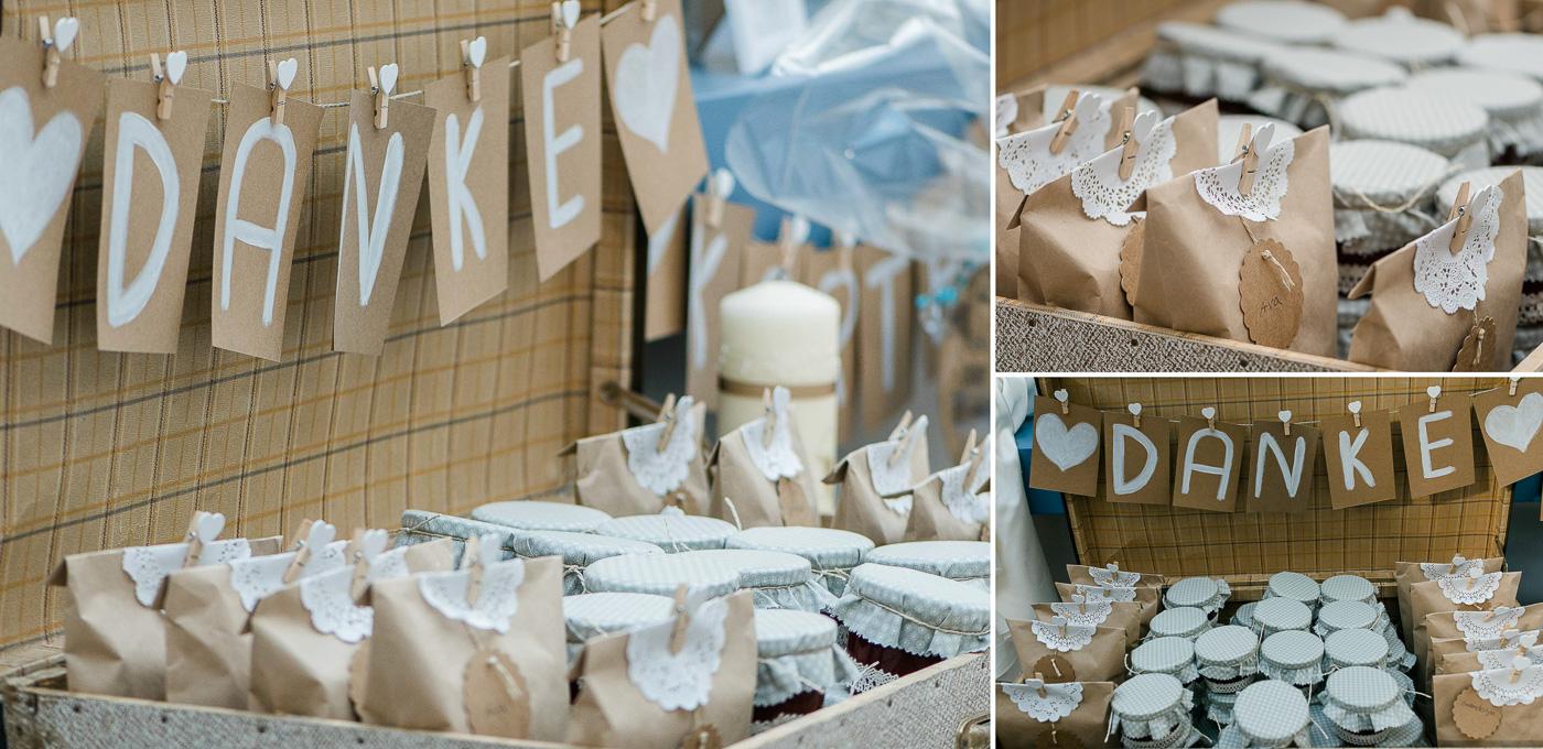 Gästegeschenke Hochzeit