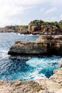 Mallorca, Felsenküste