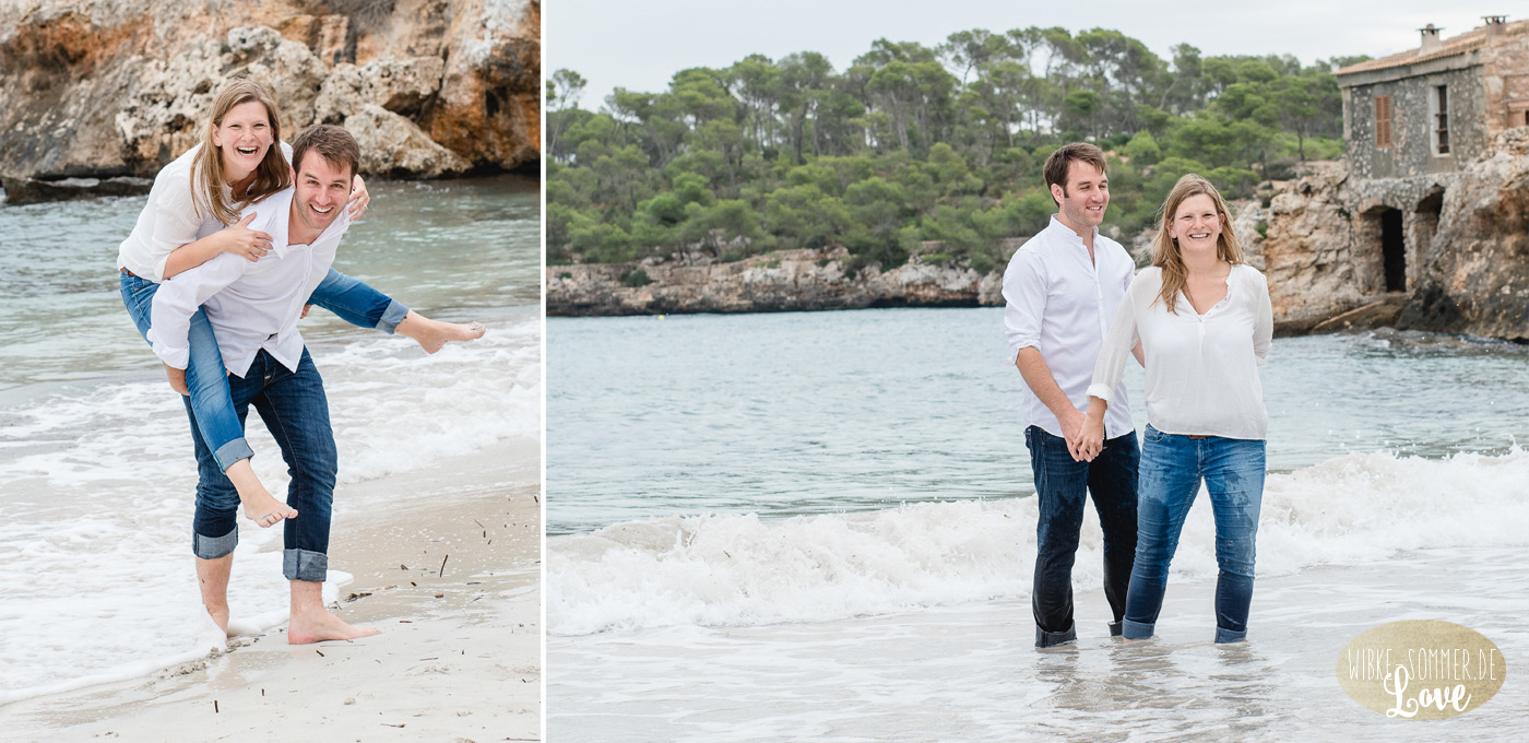 Engagementshooting Mallorca